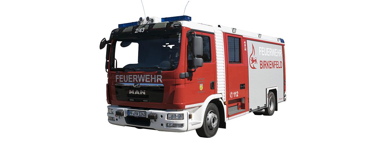 HLF 10 Abteilung Gräfenhausen