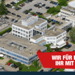 Luftaufnahme Firma Kalr Scheufele