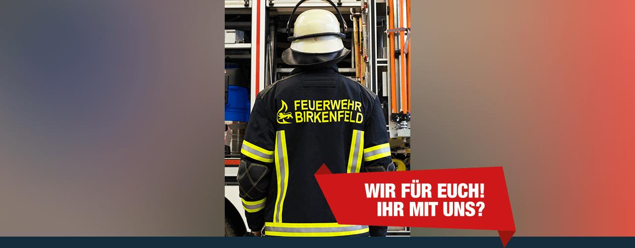 Titelbild Brandschutzkleidung