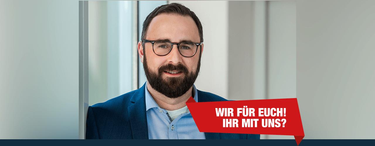 Gemeinderat André Heintel
