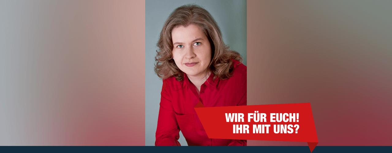 Portrait Katja Erdmann-Bott